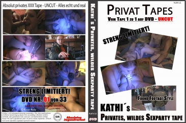 Kathi´s wilde Sexparty - UNCUT Limited Edition DL